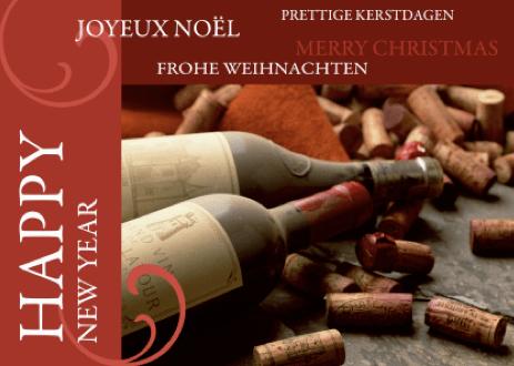 kerstkaart wijnhuis